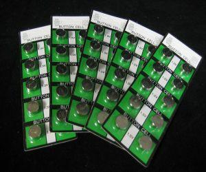 AG13 Batteries