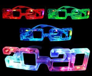 2020 LED Flashing Eye Glasses