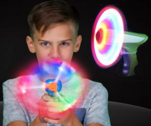 Led Pinwheel Gun
