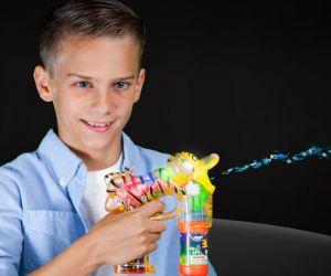 Tiger Bubble Gun