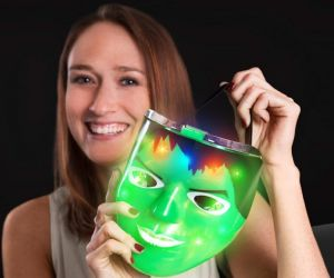 Light up Hulk Mask