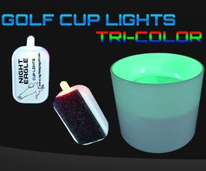 Night Golf Cup / Hole LED Lights
