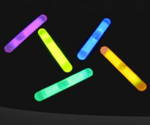 "Fat 1.5"" Glow Sticks (50/pcs)"