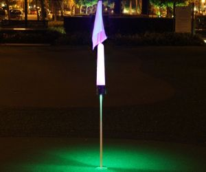 Flag Target Light (Rechargeable Series)