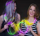 Mardi Gras Glow Necklaces (50/pcs)