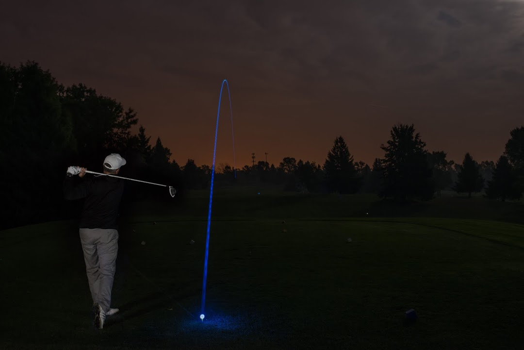 Night Golf Night Golf Balls Glow Sticks